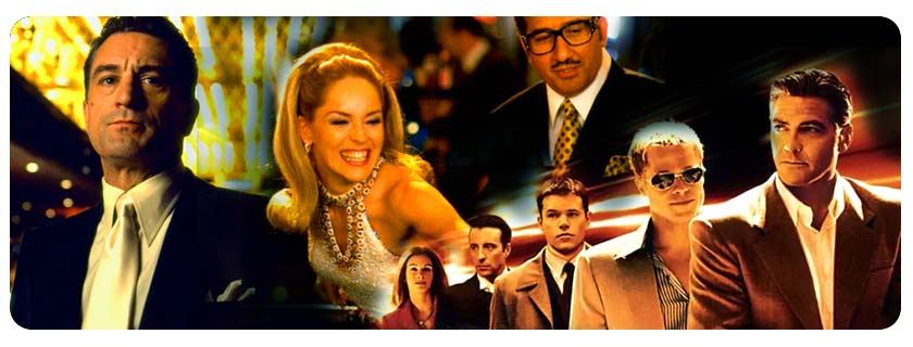 Top 3 Movies About Casinos